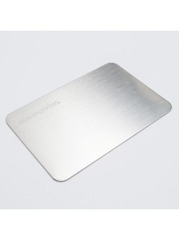 Stainless Steel Palette - палитра из нержавеющей стали