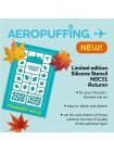 Aeropuffing Stencil №C31 - многоразовый трафарет